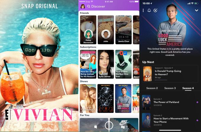The Social Recap; week 41 - Snapchat Originals