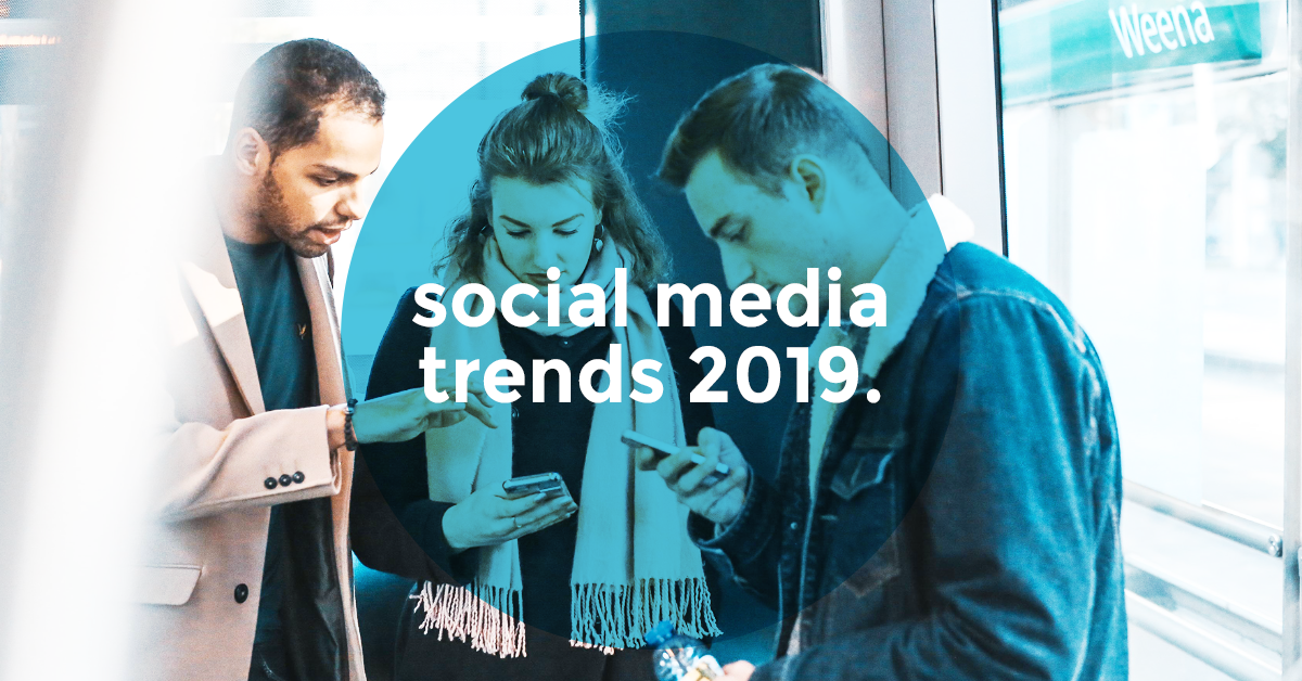 Somention - Social Media Trends 2019