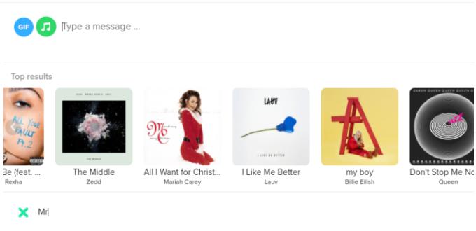 The Social Recap; week 3 - Tinder Spotify Share